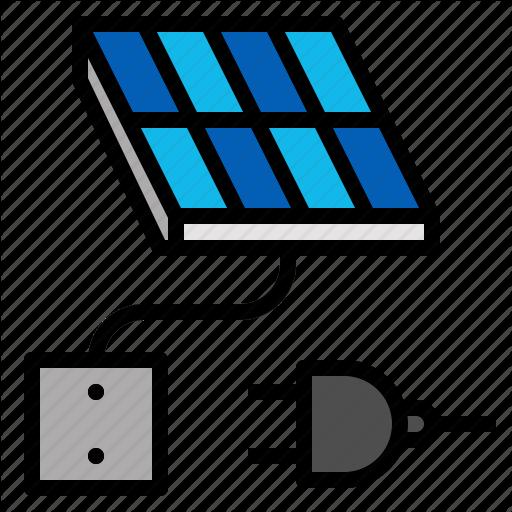 Cell, Solar Icon