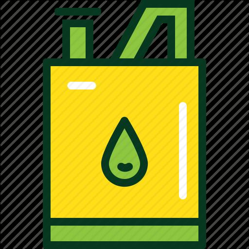 Energy, Fuel, Oil, Power Icon