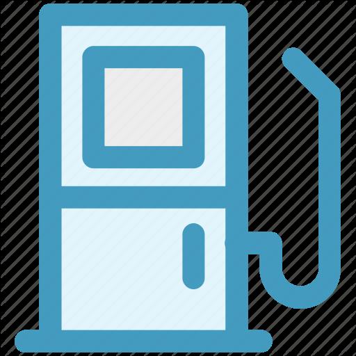 Fuel, Gas, Petrol, Petrol Pump, Pump, Station Icon
