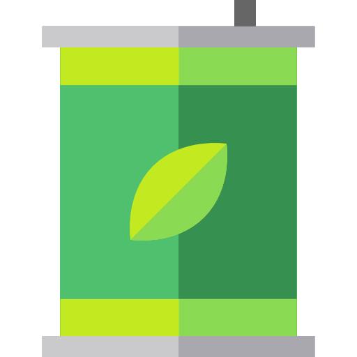 Eco Fuel Icon Renewable Energy Freepik