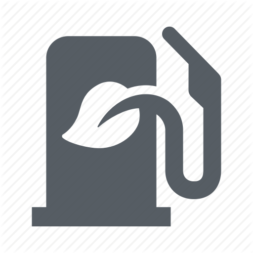 Environment, Fuel, Gasoline, Green, Pump Icon