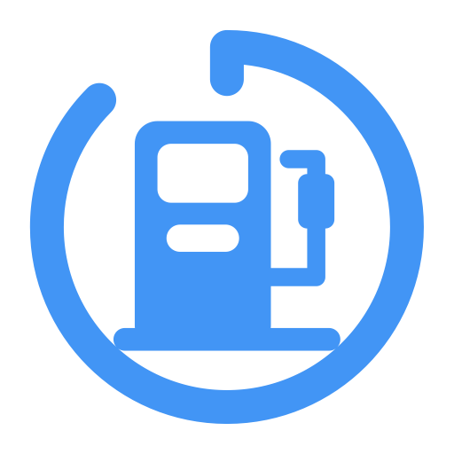 Fuel Consumption, Fuel, Gas Icon With Png And Vector Format