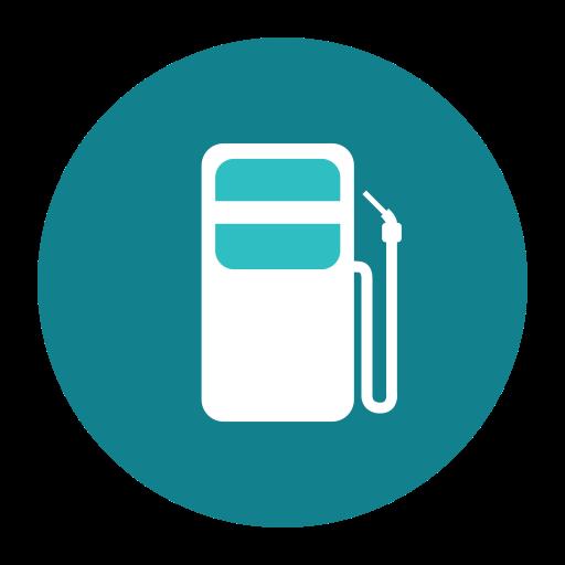Fuel, Pump, Citycons Icon