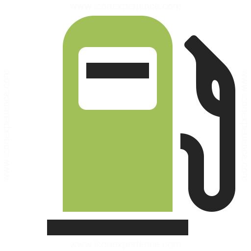 Fuel Dispenser Icon Iconexperience
