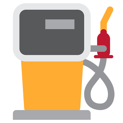 Fuel Pump Emoji For Facebook, Email Sms Id