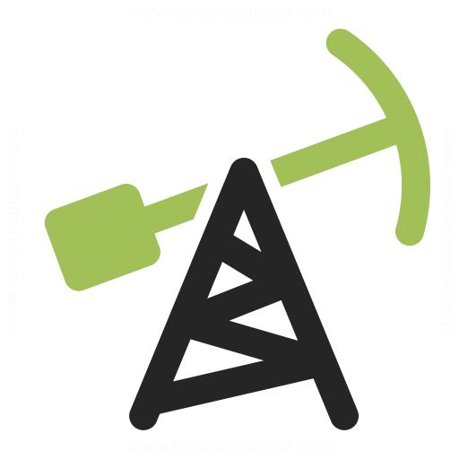 Oil Pump Icon Iconexperience