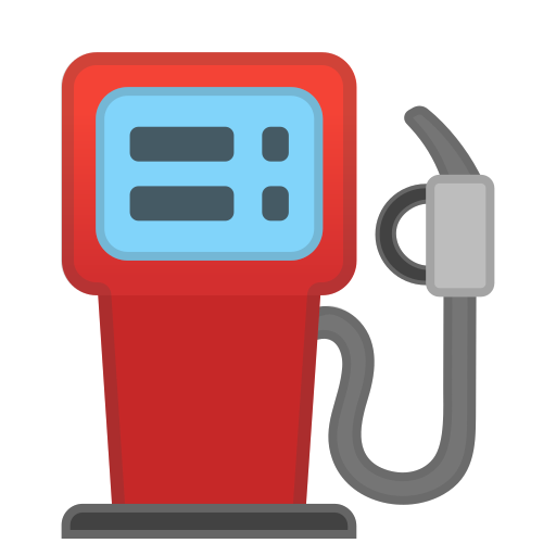 Fuel, Pump Icon Free Of Noto Emoji Travel Places Icons