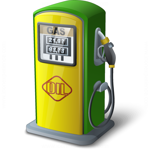 Iconexperience V Collection Fuel Dispenser Icon