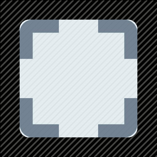 Expand, Expansion, Fullscreen Icon