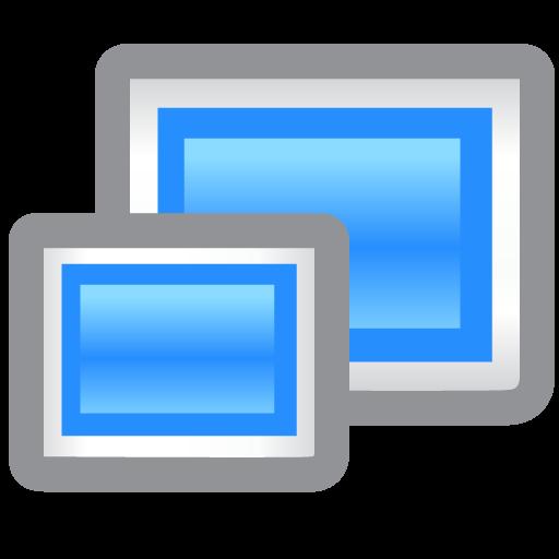 Full, Screen Icon