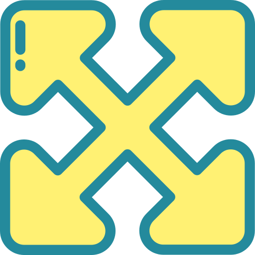 Expand Fullscreen Png Icon