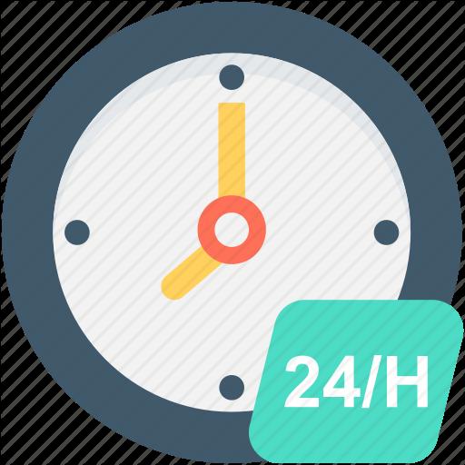 Clock, Customer Service, Customer Support, Full Service, Twenty