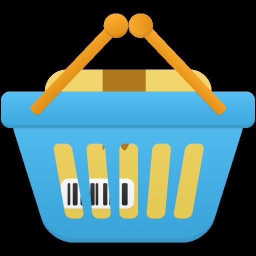 Shopping Basket Full Icon Flatastic Iconset Custom Icon Design