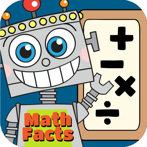 Sogabee's Math Facts Fun Addition, Subtraction, Multiplication
