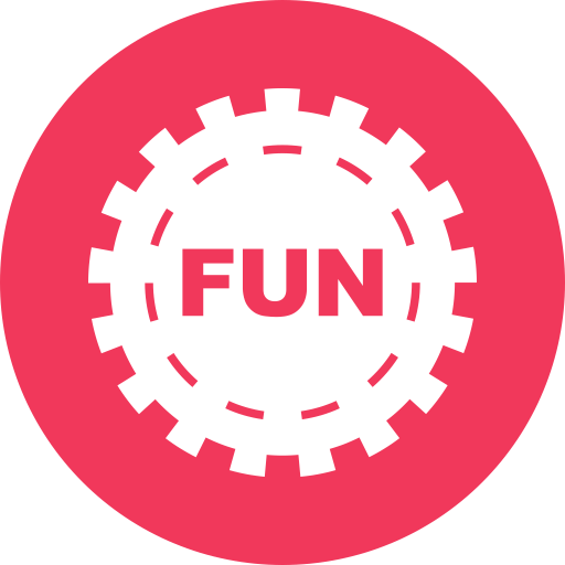 Funfair Fun Icon Cryptocurrency Flat Iconset Christopher Downer