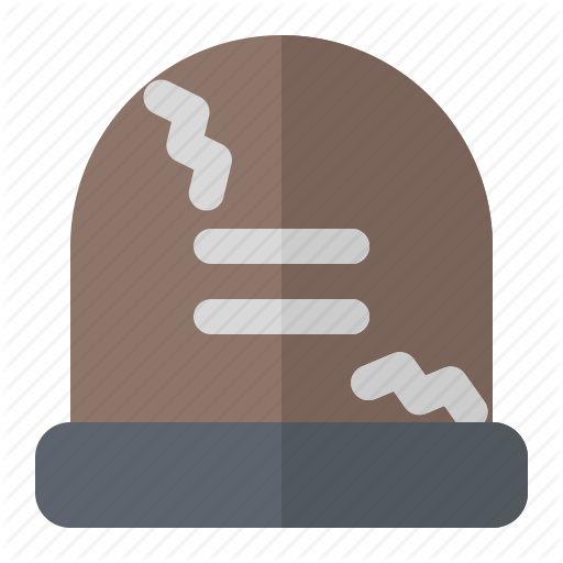 Dead, Death, Funeral, Grave, Halloween, Tombstone Icon