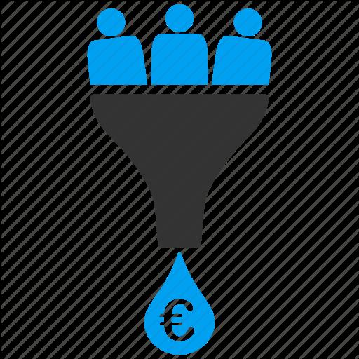 Business, Commerce, Conversion, Euro, European, Gain, Sales Funnel