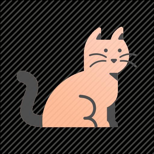 Animal, Cat, Cute, Friendship, Kitten, Pet, Petting Icon