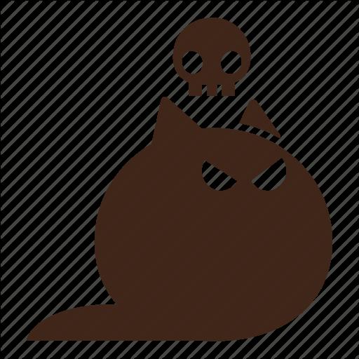 Black Cat, Cartoon, Dangerous, Evil, Pet, Scathing, Wicked Icon