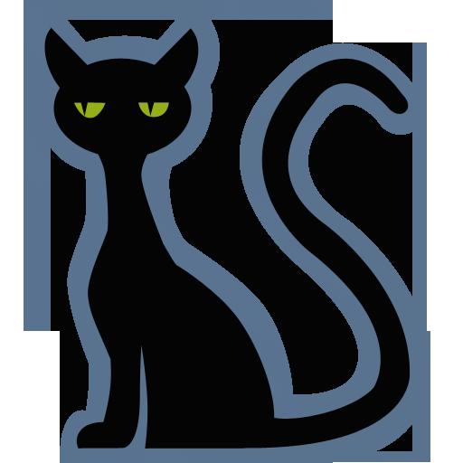 Cat Icon Halloween Iconset Iconcreme