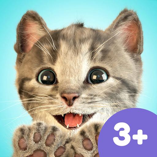 Little Kitten App Fox And Sheep Apps For Kids