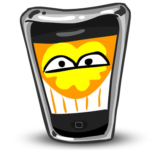 Iphone Happy Icons, Free Icons In Iphone Toon