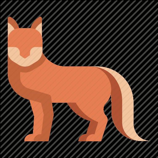 Animal, Fox, Furry, Vulpes, Wild, Wildlife, Zoo Icon