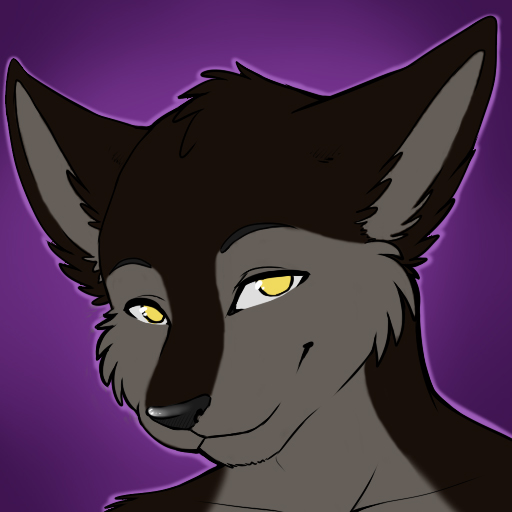 New Furry Icon Of Forest Wolfy