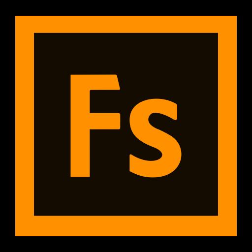 Cloud, Cc, Adobe, Creative, Fuse Icon
