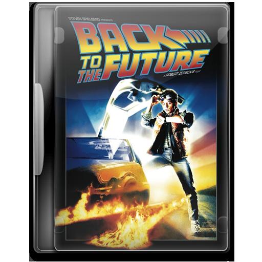 Back To The Future Icon Movie Mega Pack Iconset