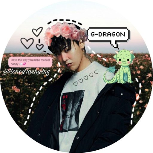 Here Is The G Dragon Icon That Has Recieved The Most Votes