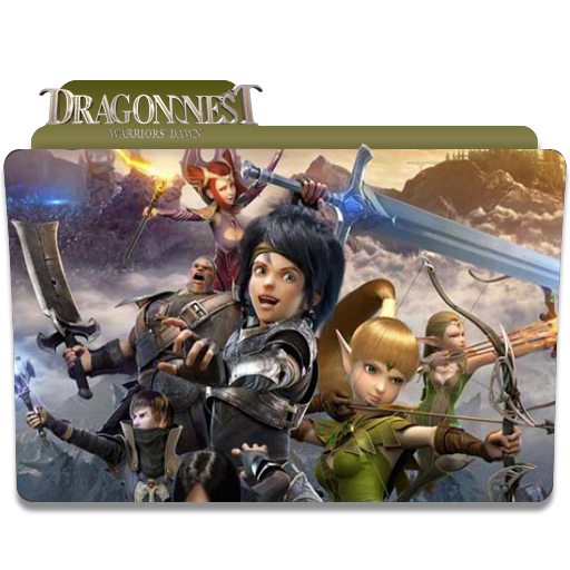 Icon Folder Dragon Nest