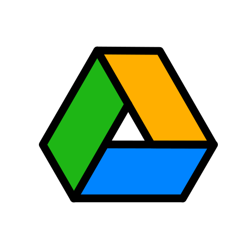 Google, Drive, Data, Document, File, Safe Icon Free Of Google