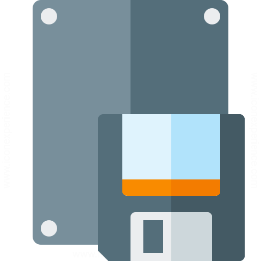 Iconexperience G Collection Floppy Drive Icon