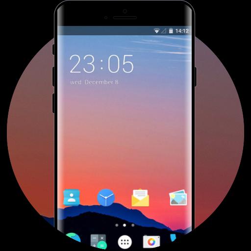 Moto Theme Free Android Theme U Launcher