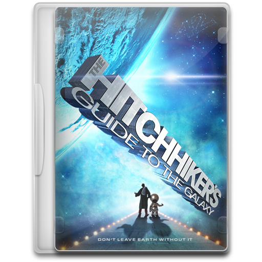 The Hitchhikers Guide To The Galaxy Icon Movie Mega Pack
