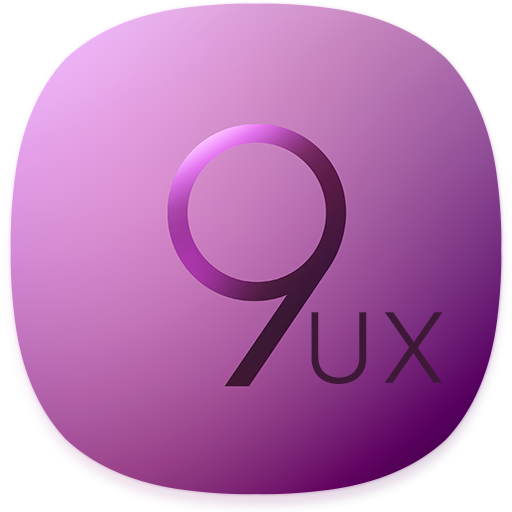 Ux Galaxy Icon Pack