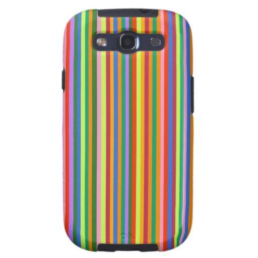 Candy Stripe Samsung Galaxy Samsung Galaxy Case Zazzle