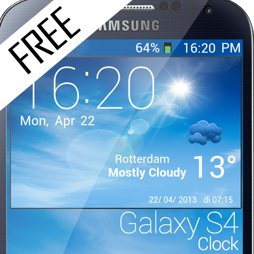 Galaxy Clock Free Appstore For Android