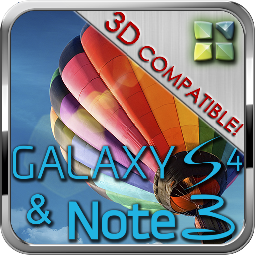 Faisca Art Themes Galaxy Premium Next Launcher Theme