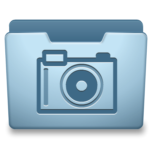 Ocean Blue Images Icon