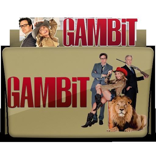 Gambit Folder Icon