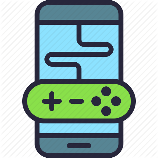 App, Controller, Game, Gaming, Mobile, Phone, Station Icon