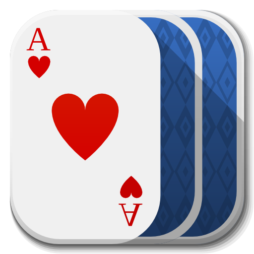 Apps Game Cards Icon Flatwoken Iconset Alecive