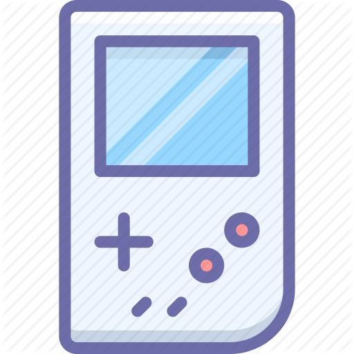 Console, Device, Gameboy Icon