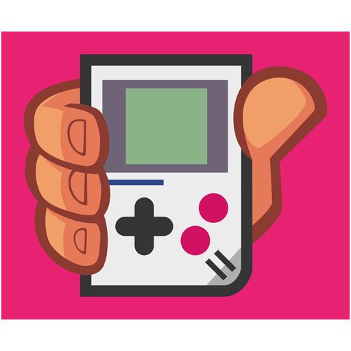 Modern Gameboy Advance Toxic Edition