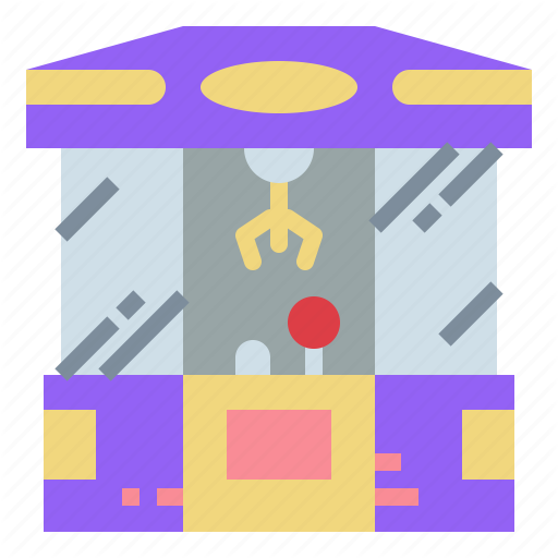 Center, Console, Game, Gaming, Machine Icon