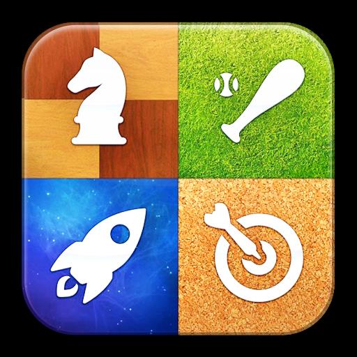 Game, Center Icon