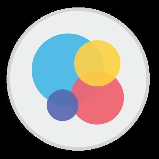 Game Center Icon Mac Stock Apps Iconset Hamza Saleem