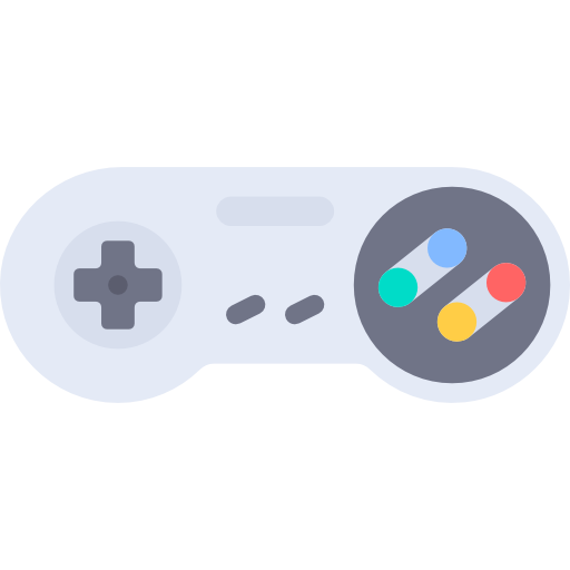 Arcade, Gaming, Technology, Video Game, Gamer, Game Console Icon